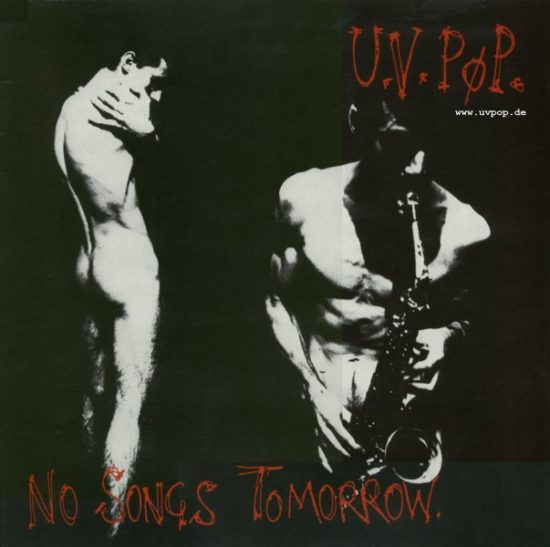 No Songs LP von UV-PØP