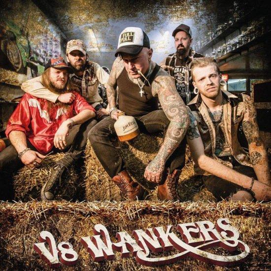 Weser Metal Meeting mit den V8 Wankers