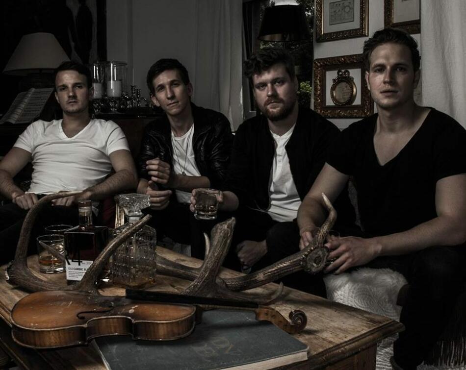 The Governors - Indie-Rockband aus München präsentiert von DYKNOW