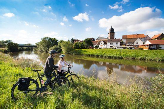 Fulda-Radweg: Deutschlands längstes Comedy-Festival in NordOstHessen