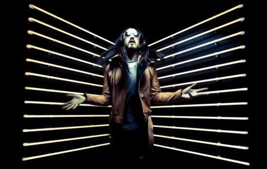 Steve Aoki als Headliner im Line-Up vom Hurricane und Airbeat One Festival