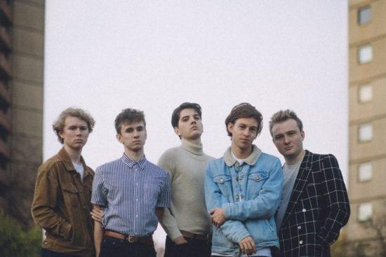Junge Indie-Band auf dem Weg nach oben: Giant Rooks im Kasseler Kulturzelt!