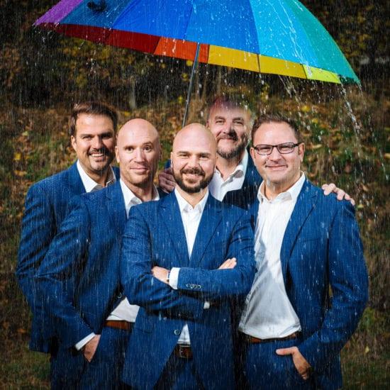 Schirm-Herren: Die Alten Bekannten
