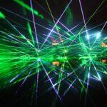 Saisonauftakt mit spektakulärer Licht- und Laserprojektion:  Beleuchtete Wasserspiele am 1. Juni
