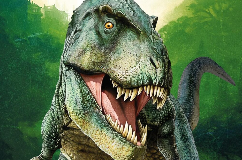 DinoWorld Quer