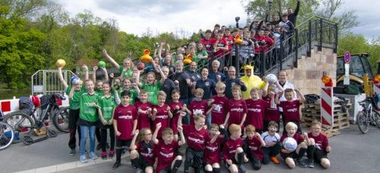 Mit eigener Rennente Jugendsport unterstützen