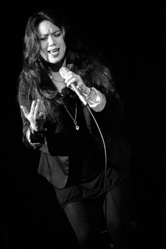 Florezelle Amend, Sängerin der Band 2inJoy
