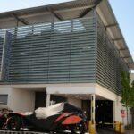 Bad Hersfelder City-Parkhaus während des Hessentags eingeschränkt nutzbar