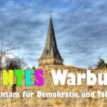 Buntes Warburg: Stadtfest für Demokratie & Toleranz – Programm und Zeitplan!
