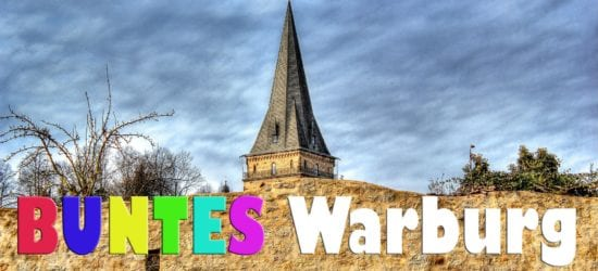 Buntes Warburg – Stadtfest für Demokratie und Toleranz – Spender und Teilnehmer gesucht!