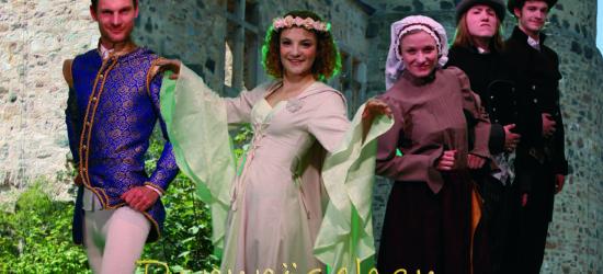 Sommer auf der Sababurg: Open-Air Konzert & Theater