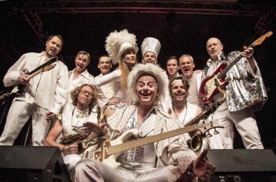 Altstadtfest-Gute-Laune-Party mit Fred Kellner & die famosen SoulSisters zum diesjährigen Altstadtfest Kassel