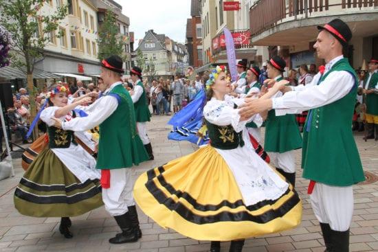 56. Europeade in Frankenberg: Heiße Rhythmen, bunte Farben – das Schaufenster der Kulturen im Herzen von Europa