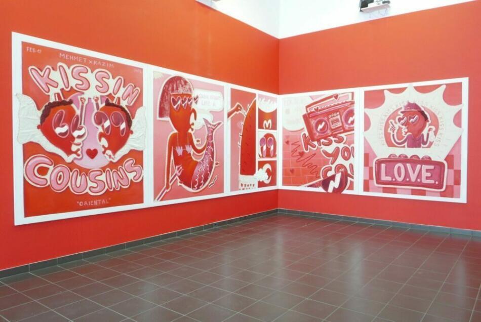 Ausstellung in Marburg: Akademie der Bildenden Künste München im Marburger Kunstverein