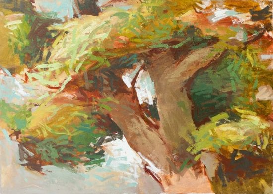 Michael Evers baum. courtesy of the artist