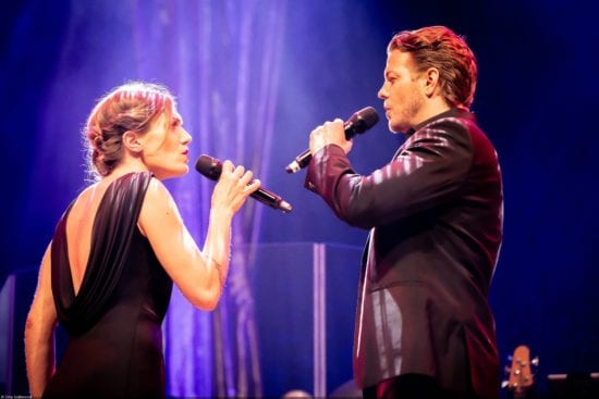 The Greatest Show: Mark Seibert und Roberta Valentini | (c) Dita Vollmond