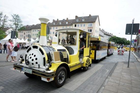 Der Altstadtfest-Express