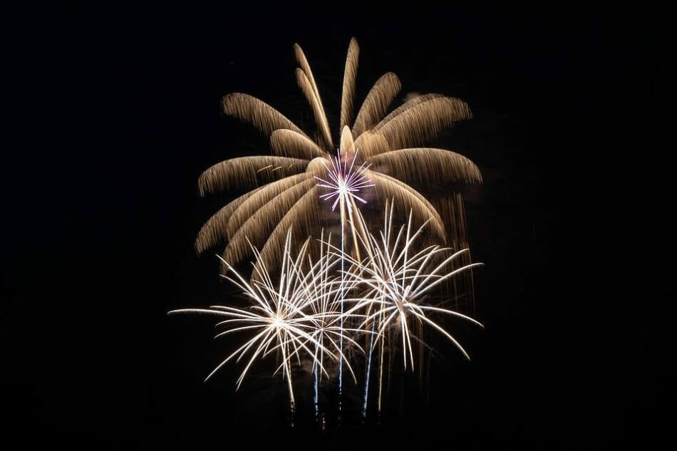 Für 1075 Jahre Helmarshausen ist Festprogramm angesagt und zum Abschluss gibt es ein Höhenfeuerwerk