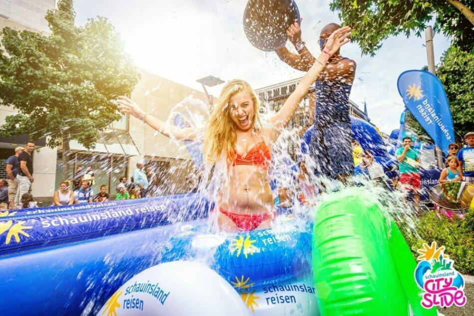 schauinsland-reisen City Slide will den Weltrekord erneut knacken!