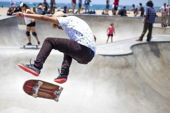 Wieder einiges geplant beim Skate Rock Bash, vier Bands, Skate-Contest und mehr