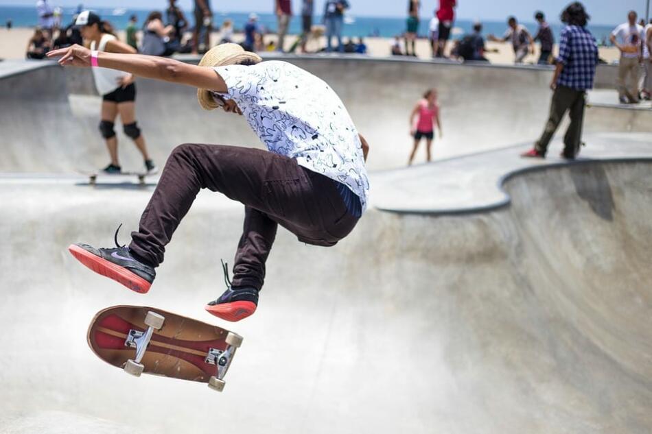 Skate Rock Bash in Marburg: DIY Festival