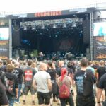 Rock am Stück in Fritzlar: Sommer – Sonne – Regen – Einhorn – Rock