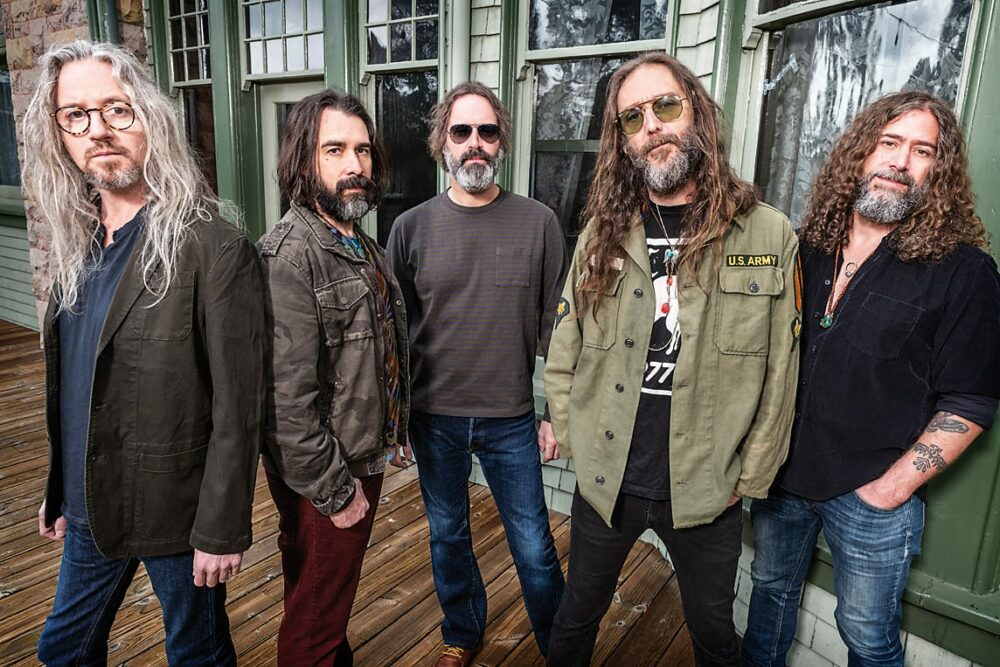 Chris Robinson Brotherhood Herzberg Breitenbach 28.07.2019