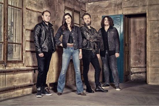 Laura Cox Band auf der Tonenburg: Rockröhre!