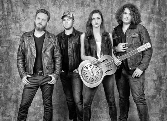 Laura Cox Band im KFZ Marburg: Rockröhre!