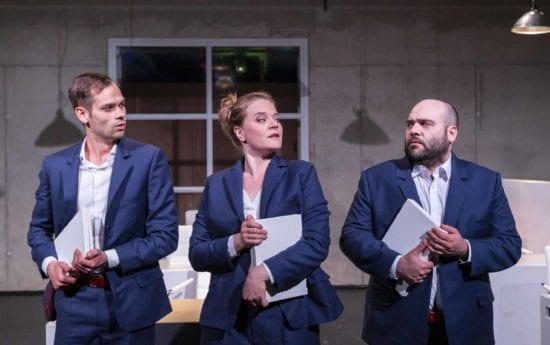 Theater Paderborn: Spielbetrieb ab 2.11. eingestellt!