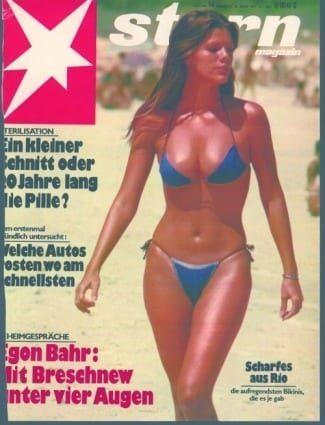 """Sind die berühmten brasilianischen """"Tangas"""" eine deutsche Erfindung?"""