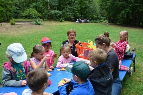 Ferienspiele im Marburger Stadtwald