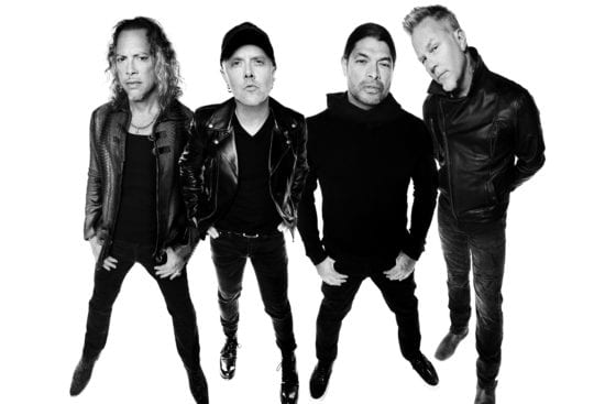 Metallica live in den Kinos der Ww-Region!