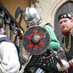 Mittelalterspektakel im Schloss und Schlosspark Melsungen