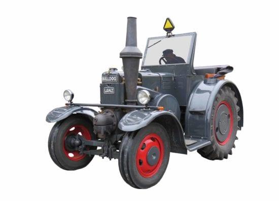 Rund um den Traktor: Die 21. Bulldog-Messe in Alsfeld!