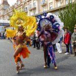 Bunte Tänze und heiße Rhythmen beim Sambafestival in Bad Wildungen