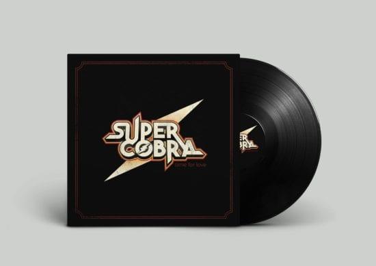 Supercobra mit neuem Album: Time For Love