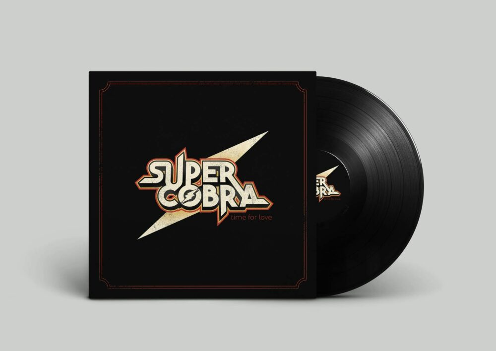 Supercobra mit neuem Album: Time For Love