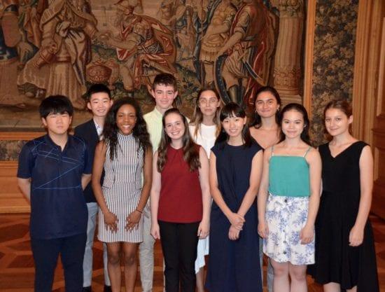 Konzert mit Pianale-Nachwuchstalenten im Schlitzerland