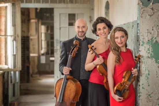 Trio Lirico im Kulturzentrum Weserrenaissance Schloss Bevern