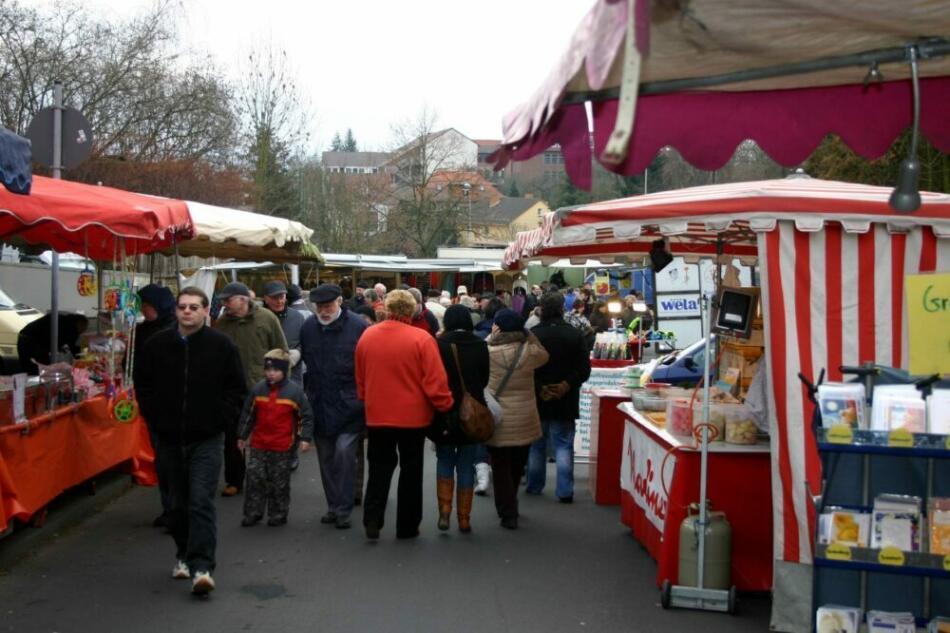 Der Scherzmarkt in Treysa und die Scherzmarkt Rock Nacht