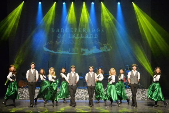 Die Danceperados of Ireland in Marburg