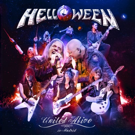Helloween - United Alive in Madrid (Nuclear Blast)