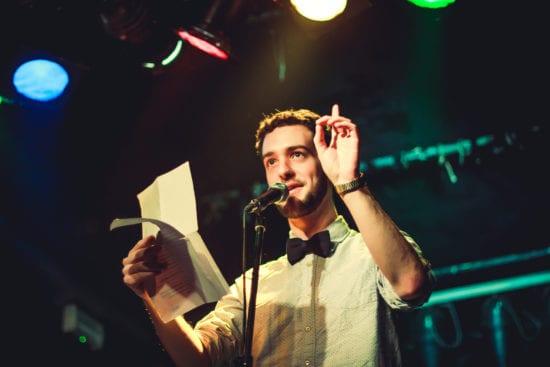 2. Poetry Slam in Melsungen