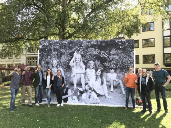 50 Jahre Woodstock: Open Air-Fotoausstellung in Paderborn