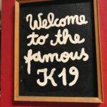 Das K19 schließt und verabschiedet sich