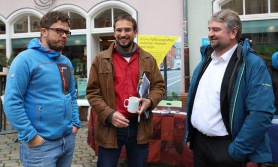 Stadt Marburg begrüßt Erstsemester mit Fest auf dem Marktplatz