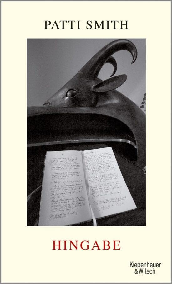 Buchkritik: Patti Smith - Hingabe (Kiwi Verlag)
