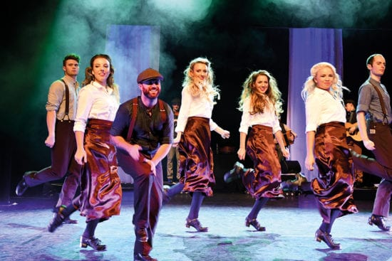 Celtic Rhythms in der Stadthalle Warburg