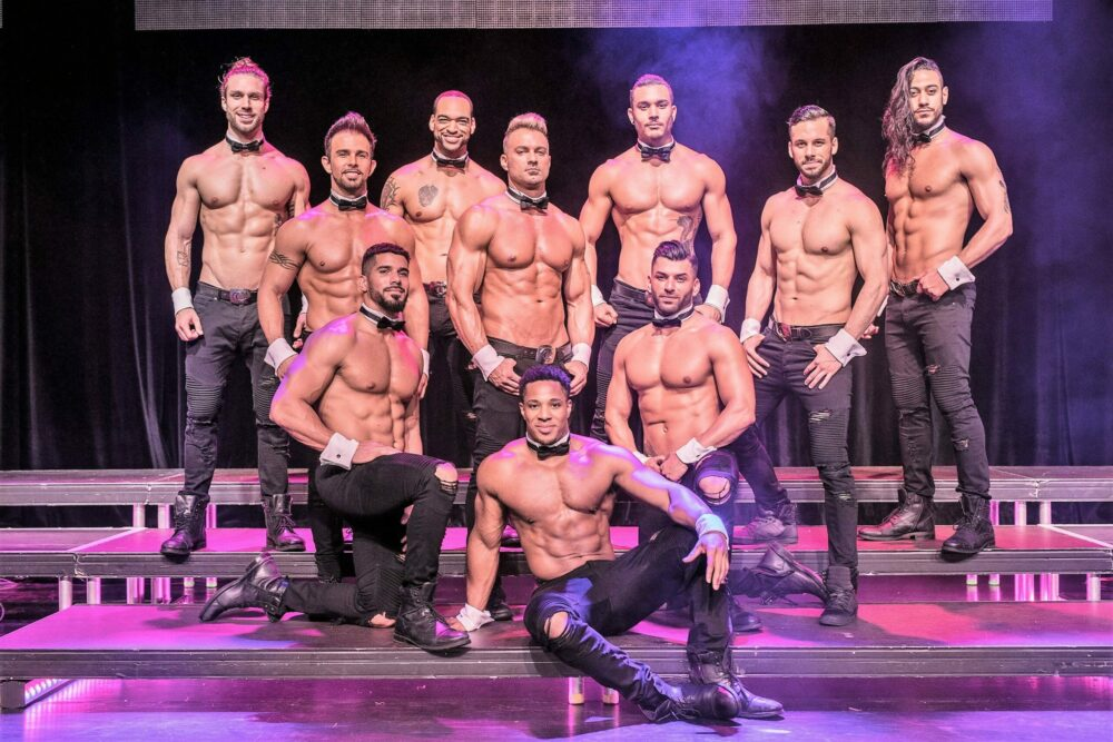 Chippendales mit Bachelor Paul Janke in Kassel!